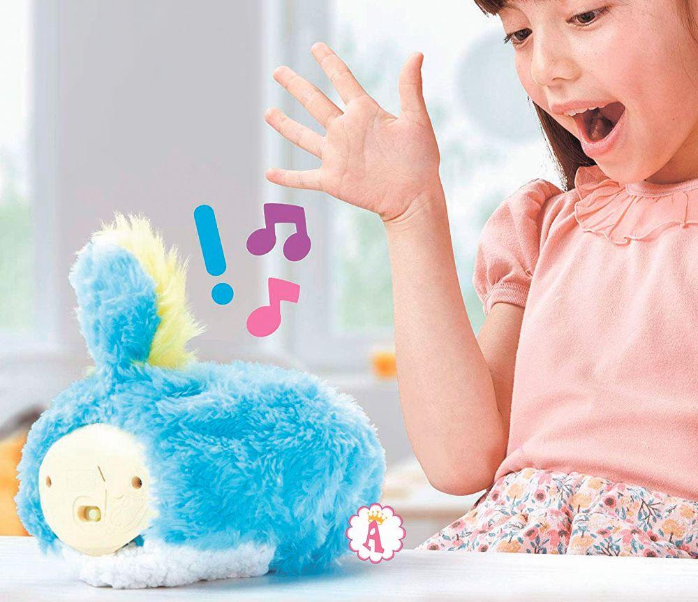Что умеет делать музыкальная интерактивная игрушка Rizmo