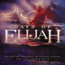 Donnie Mcclurkin Days of Elijah lyrics