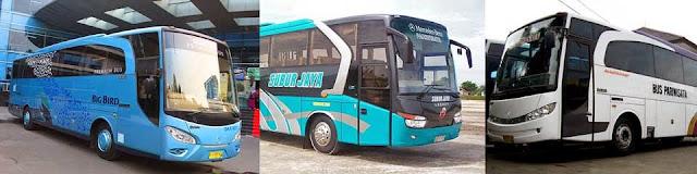 Sewa Bus Pariwisata Bandung unit Terbaru dan Murah