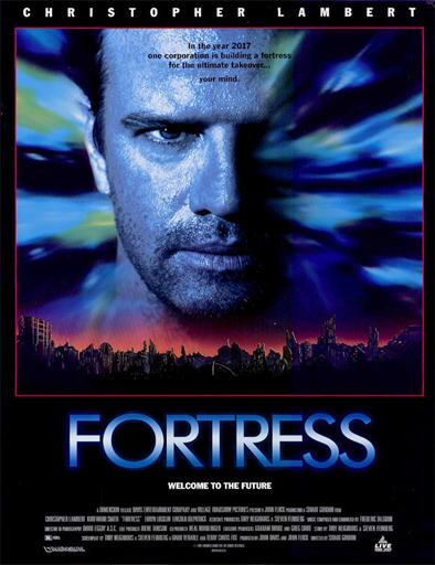 Ver Fortaleza infernal (Fortress) (1992) Online