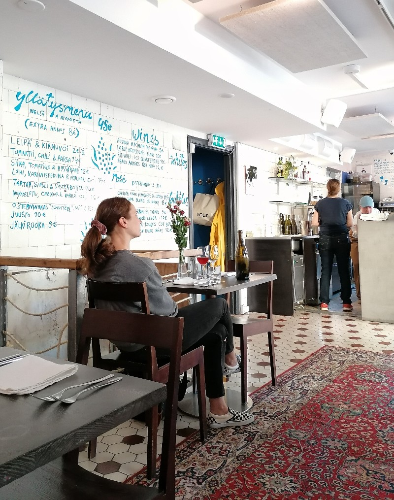 Vallila ravintola