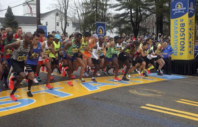 MUNDO: Maratón de Boston es cancelado por primera vez en su historia.