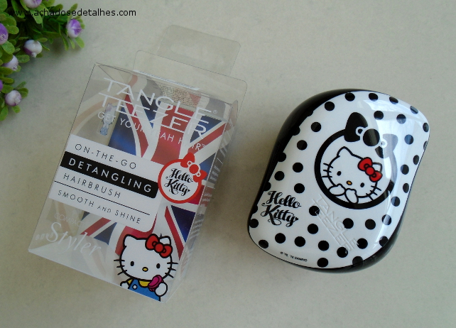 Tangle Teezer Compact Styler Hello Kitty
