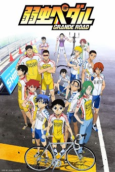 Review Anime Yowamushi Pedal: Grande Road