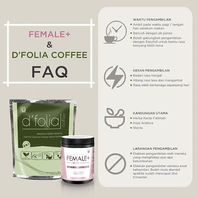 Female+ Coffee sendayu Tinggi