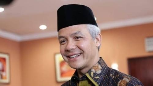 Ogah Komentari Survei Capres 2024, Ganjar Pranowo: Lagi Covid-19 Masa Bahas Capres, Rasanya Nggak Etis
