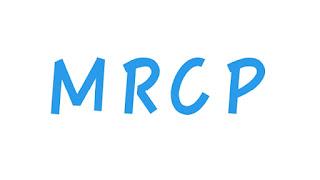 MRCP part 1 preparation
