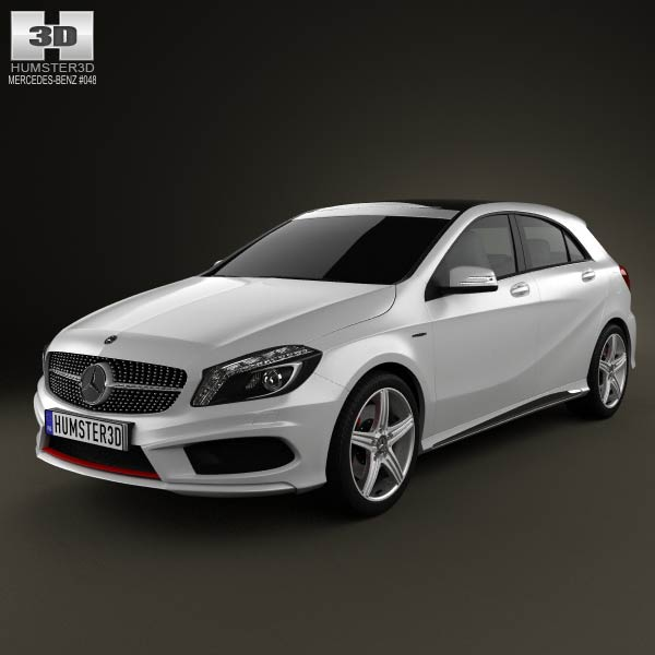 Mercedes Benz Car Wallpaper: Cars Wallpapers And Specefication: Mercedes A Benz