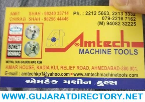 AMTECH MACHINE TOOLS - 9825644446 9408232225 9824033714