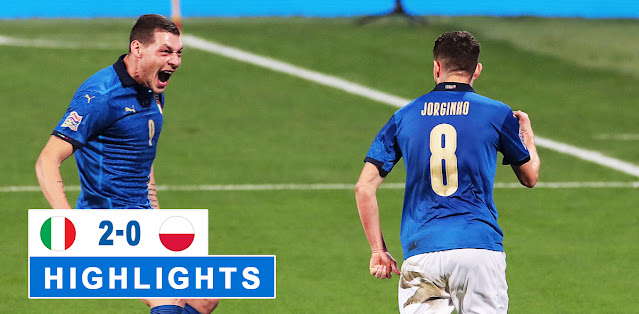 Italy vs Poland – Highlights