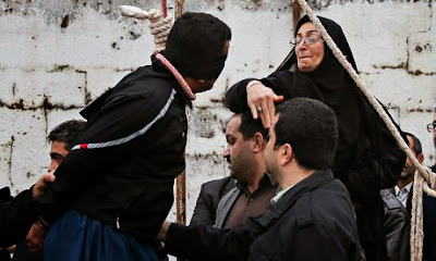 Iran: A young man's execution is halted at the last minute by his victim's parents.