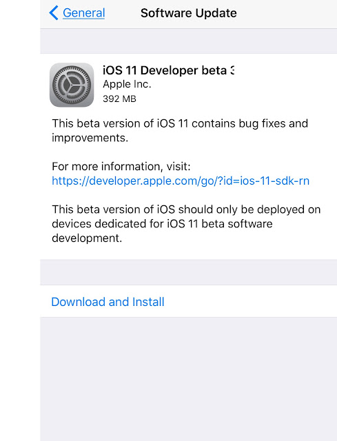 Ini Dia Cara downgrade dari beta iOS 11 dan kembali ke iOS 10 2