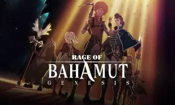 Shingeki no Bahamut S01 جميع حلقات انمي Shingeki no Bahamut Genesis مترجمة و مجمعة