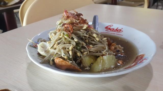 Lontong Balap Foodcourt PGS