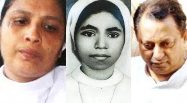 Sister Sephy was shifted to Attakkulangara Jail and Thomas Kottoor to Poojappura Jail after Medical Examination