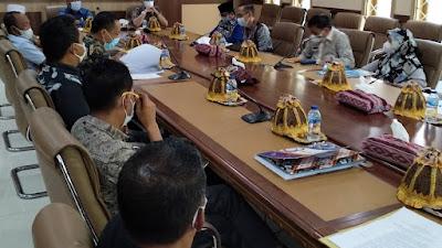 Terkait Perda Retribusi Pengendalian dan Pengawasan, DPRD Luwu Berguru ke Wajo