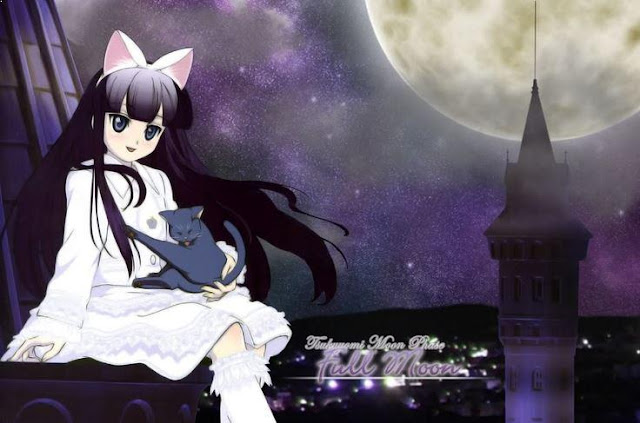 Tsukuyomi: Moon Phase - Top Anime Created by Studio Shaft