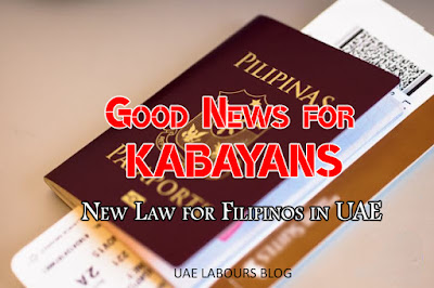 New Rules for Filipinos in UAE
