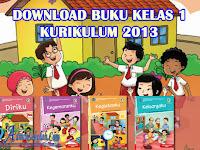 Buku Kelas 1 SD/MI Kurikulum 2013 Revisi Terbaru Semester 1 Full Buku Guru Buku SIswa