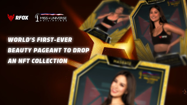 Miss Universe Philippines NFT Collection