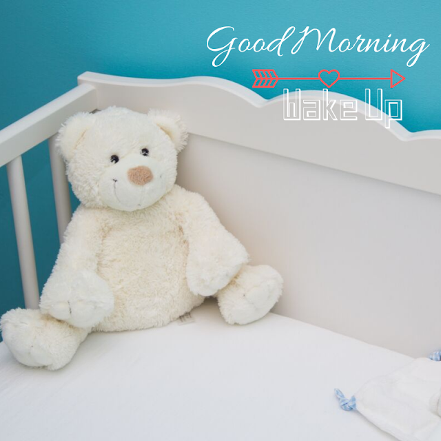 Cute Baby toy Good Morning Images