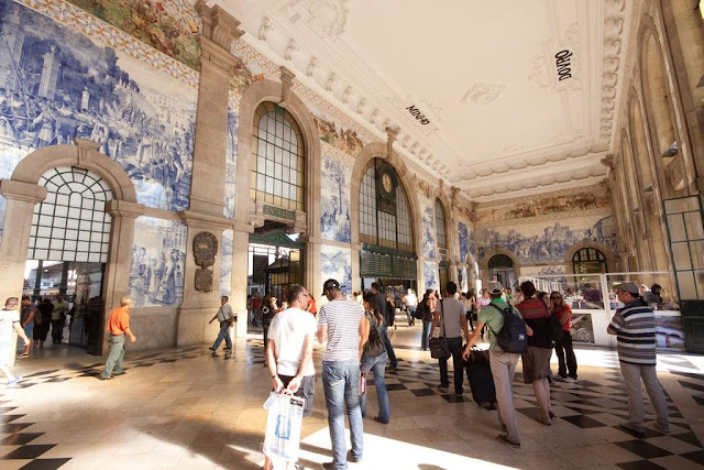 10 of the most beautiful stations in the world