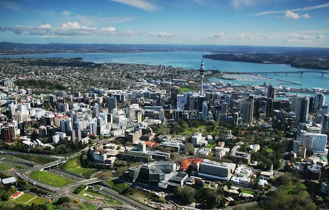 برنامج الماجستير في كلية أوكلاند للعلوم الطبية الدولية في نيوزيلندا ، 2020