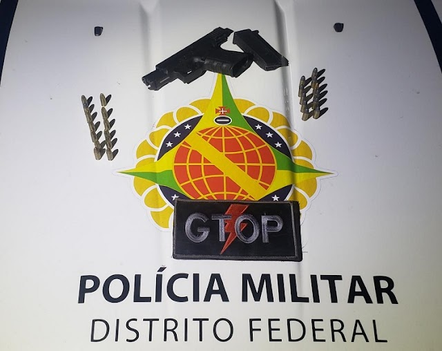 Um Homem foi preso após tiroteio em Santa Maria, os disparos vindo do Polo JK