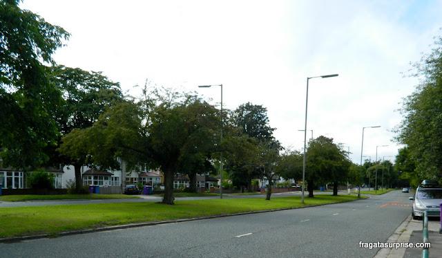 Menlove Avenue, endereço de John Lennon em Liverpool