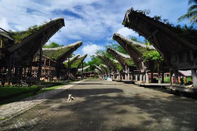 Upacara Rambu Solo di Desa Kete Kesu Tana Toraja