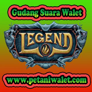 Suara Panggil Walet Legenda