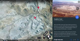 Menjelajah Planet Mars dengan Google Mars