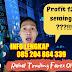 NET89 Robot Trading Paling Konsisten Profit Tanpa MC Target 1% Sehari