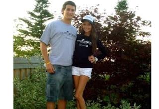 Cristine With Exboyfriend Ben Fanelli