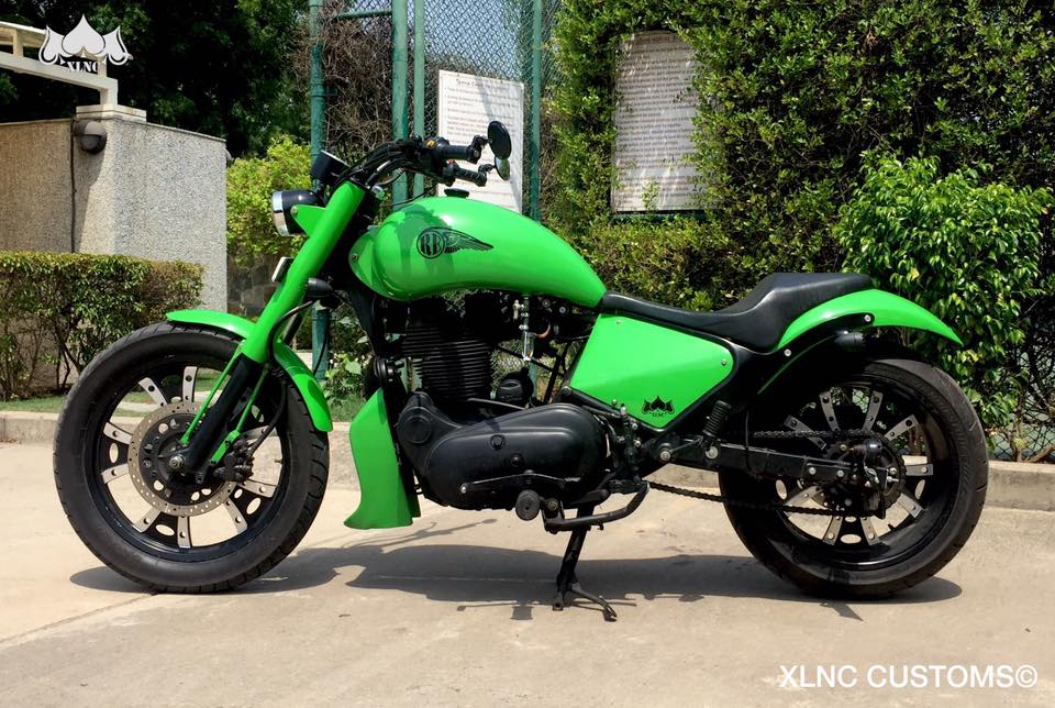 XLNC Customs New Delhi - Bikes, Prices, Address - MOTOAUTO