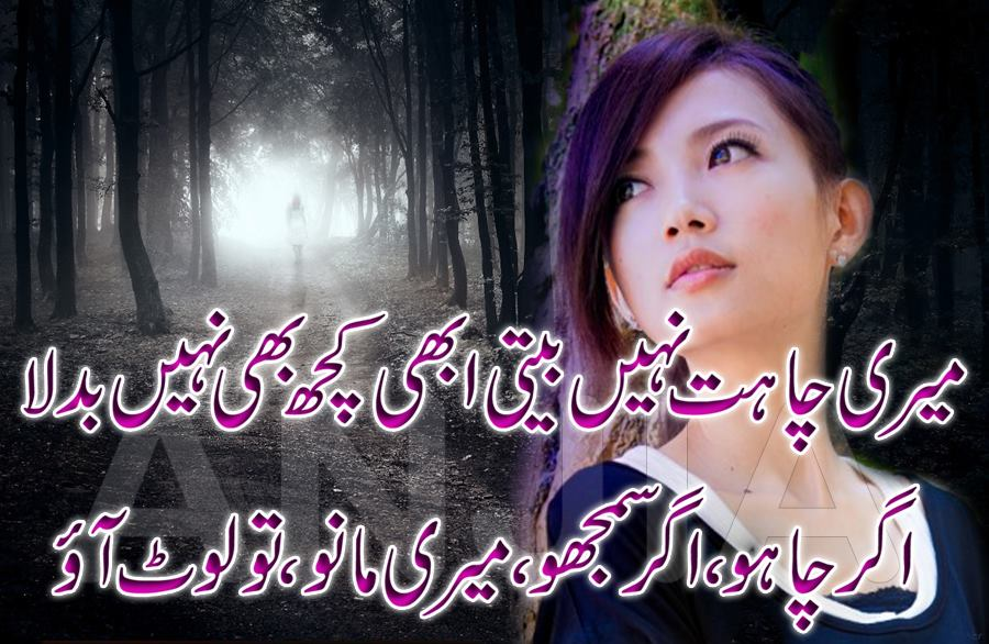 POTERY CENTER: Best Urdu Poetry 2016 For Birthday Wishes