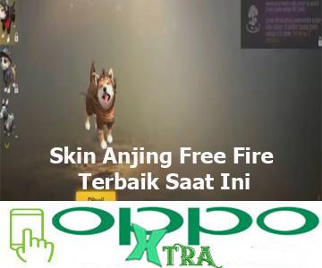 Skin Anjing Free Fire Terbaik Saat Ini