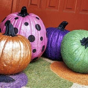 http://prazdnichnymir.ru/ Тыквы: шикарные идеи для дизайна + мастер-классы на Хэллоуин и праздник урожая
