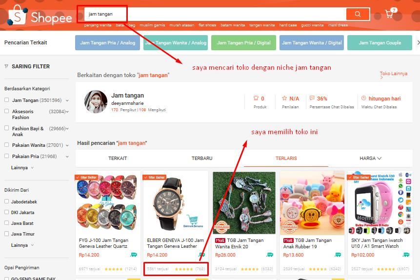 Cara Cepat Mendapatkan Followers Toko Online Shopee - KULIONLINE
