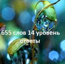 словесная игра 655 слов все ответы на 14 уровень с картинками и подсказками