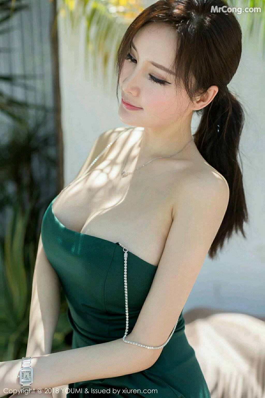 Image YouMi-Vol.188-Tu-Fei-Yuan-Ai-Cuo-Qiong-MrCong.com-023 in post YouMi Vol.188: Người mẫu 奶瓶土肥圆 (52 ảnh)