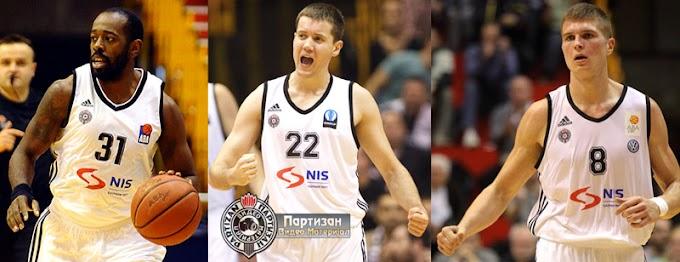 Partizan vratio sporna dugovanja! (FOTO)