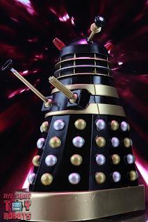 Custom Dr Who & the Daleks Black Dalek 02