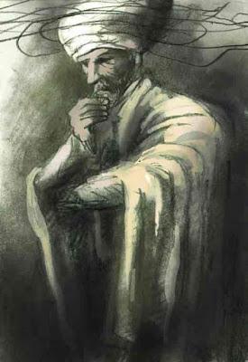Psicología de Averroes en la sombra.