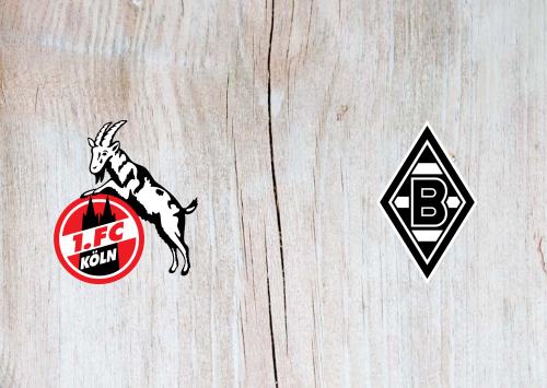 Köln vs Borussia M'gladbach -Highlights 14 September 2019