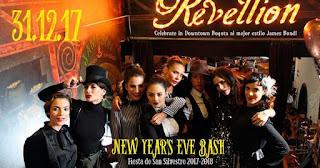 Fiesta de Año Nuevo 2018 en Revellion