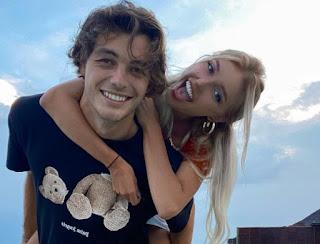 Taylor Fritz S Girlfriend Morgan Riddle
