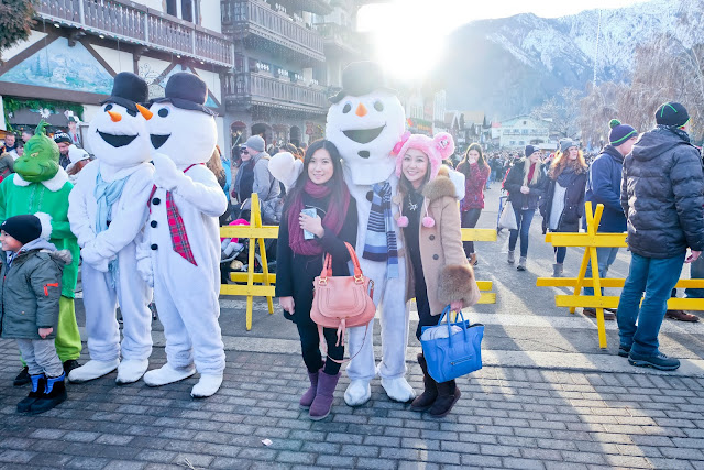 BabieAngie: Leavenworth Christmas Town & Snow Train