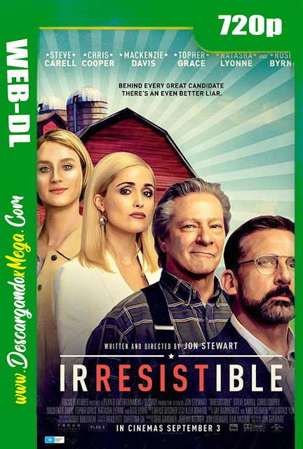 Irresistible (2020) HD [720p] Latino-Ingles