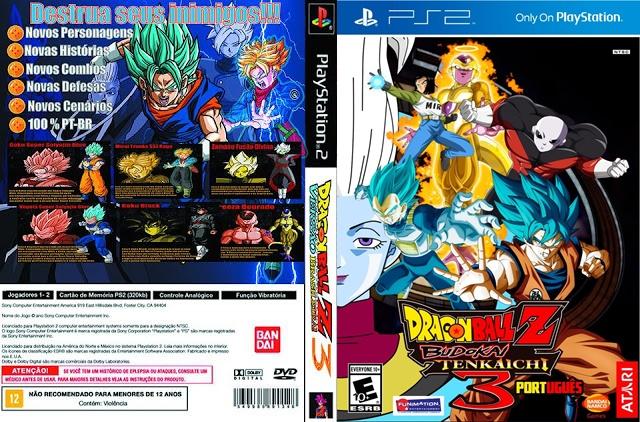 Download - Dragon Ball Z: Budokai Tenkaichi 3 [Dublado e